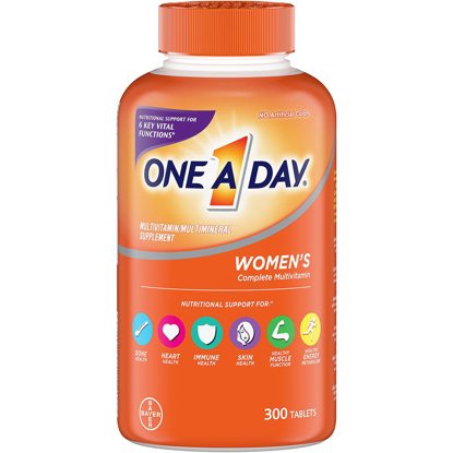 Picture of One A Day Women's Health Formula Multivitamin 300 ct