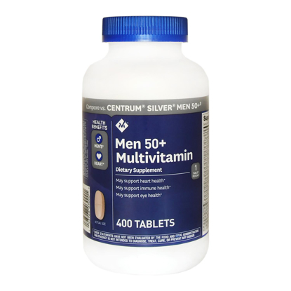 Picture of Member's Mark Men 50+ Multivitamin 400 ct