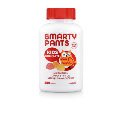 Picture of SmartyPants Kids' Complete Multivitamin 180 ct