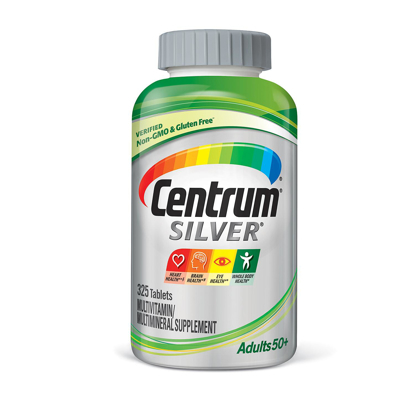 Picture of Centrum Silver Adult Multivitamin Tablet 325 ct