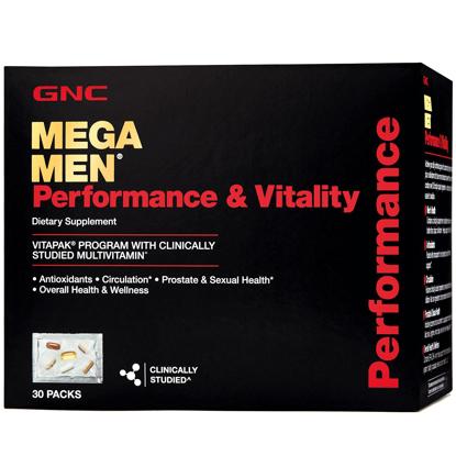 Picture of GNC Mega Men Performance & Vitality Vitapak