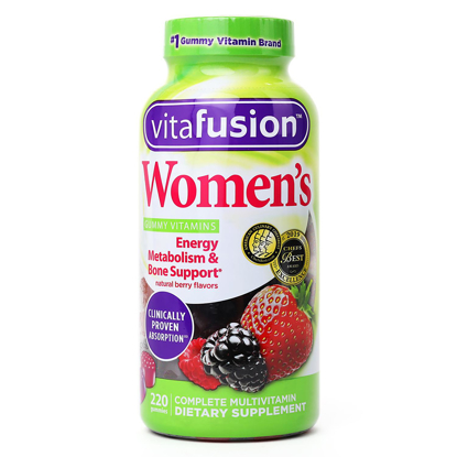 Picture of Vitafusion Women's Multivitamin Gummies 220 ct