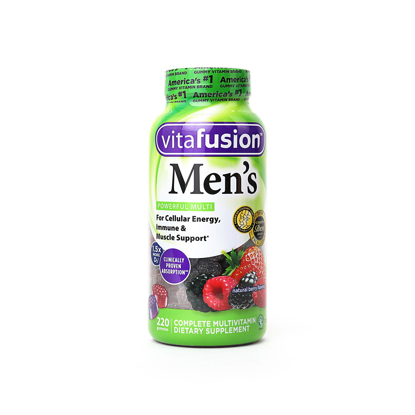 Picture of Vitafusion Men's Multivitamin Gummies 220 ct