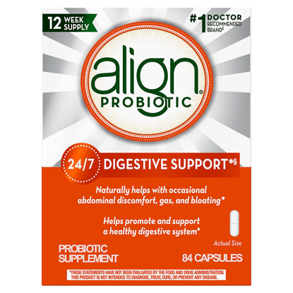 Picture of Align Probiotic Supplement 84 ct