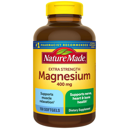 Picture of Nature Made Magnesium 400 mg 150 ct