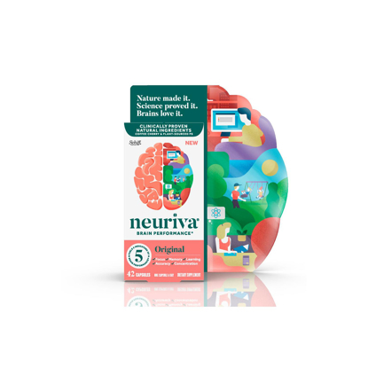 Picture of Neuriva Original Brain Performance Supplement 42 ct