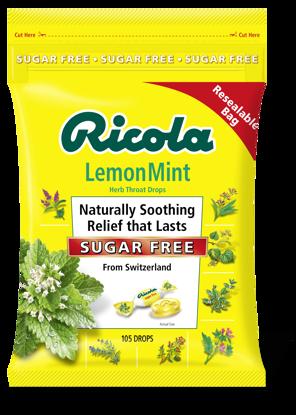 Picture of Ricola Original Natural Herb Cough Drops 260 Drops