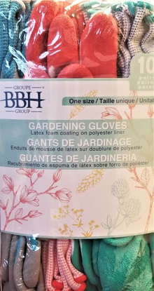 Picture of BBH Group One Size 10 Pair Gardening Gloves