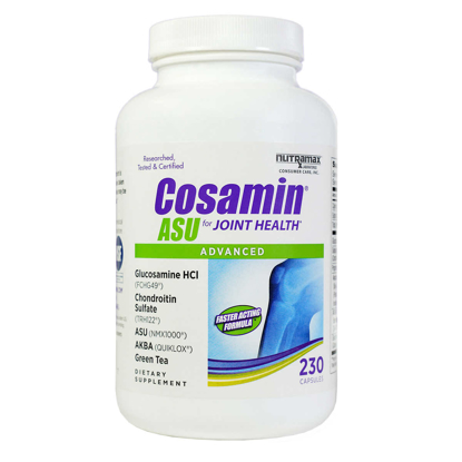 Picture of Cosamin ASU for Joint Health 230 Capsules