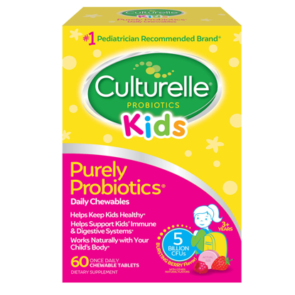 Picture of Culturelle Kids Chewables Probiotics 60 tablets