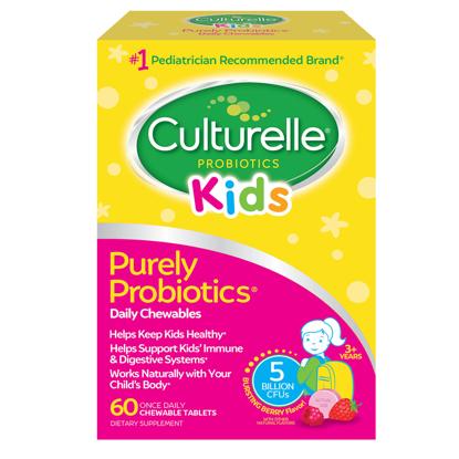 Picture of Culturelle Kids Chewables Probiotics 60 tablets