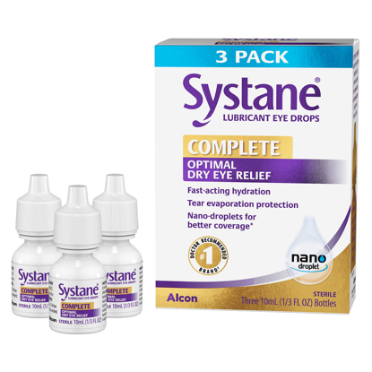 Picture of Systane COMPLETE Lubricant  30 ml