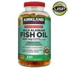Picture of Kirkland Signature Wild Alaskan Fish Oil 1400 mg 230 Softgels