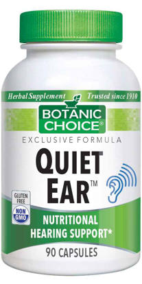 Picture of Botanic Choice Quiet Ear 90 Capsules