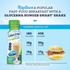 Picture of Glucerna Hunger Smart Diabetes Nutritional Shake To Help Manage Blood Sugar Homemade Vanilla 10 fl oz 12 ct