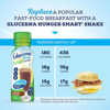 Picture of Glucerna Hunger Smart Diabetes Nutritional Shake To Help Manage Blood Sugar Rich Chocolate 10 fl oz 12 ct