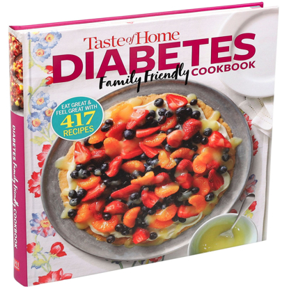 Picture of Taste of Home Diabetes Family Friendly Cookbook