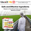 Picture of Glucocil 30 Day Supply Blood Sugar for Diabetes heart