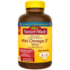 Picture of Nature Made BurpLess Extra Strength 1080 mg Mini Omega 3 Fish Oil 180 ct