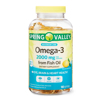 Picture of Spring Valley Omega-3 from Fish Oil Maximum Care Softgels 2000 mg 180 Count