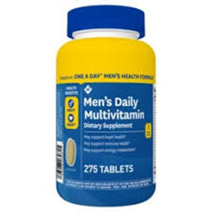 Picture of Member's Mark Men Daily Multivitamin 275 ct
