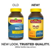 Picture of Nature Made Multivitamin For Men For Him Tablets 300 ct