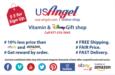 """usa-angel.com"" offers #free shipping"