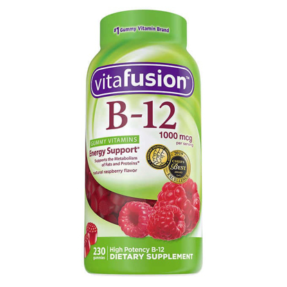 vitafusion Vitamin B-12 1000 mcg 230 Gummies