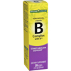 Spring Valley Vitamin B Complex Sublingual Liquid with B12 59 Doses 2 Fl Oz
