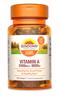 Sundown Naturals Vitamin A 8000 IU 100 Softgels