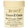 Genes Vitamin E Creme 16 oz