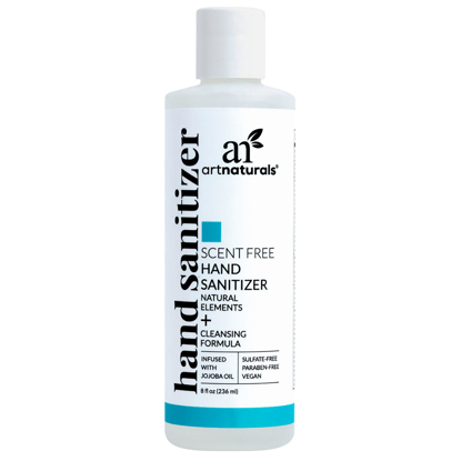 ArtNaturals Unscented Hand Sanitizer 8 oz