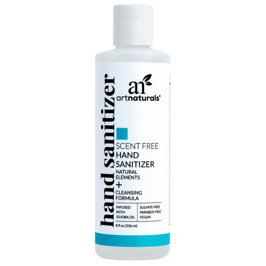 ArtNaturals Unscented Hand Sanitizer 8 oz