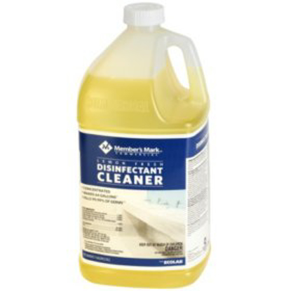 Picture of Member's Mark Commercial Lemon Fresh Disinfectant Cleaner 128 oz