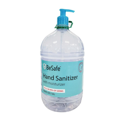 BeSafe Hand Sanitizer 60.8 oz