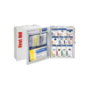 First Aid Only 25 Person First Aid Cabinet with Food Service Class A