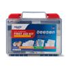Johnson & Johnson Safe Travels Portable Emergency First Aid Kit 70 pc