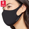 32 Degrees Adult Unisex Face Cover 8-pack