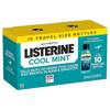 Listerine Cool Mint Antiseptic Mouthwash 10 pk