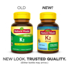 Nature Made Vitamin K2 100 mg Softgel 30 Count for Bone Health