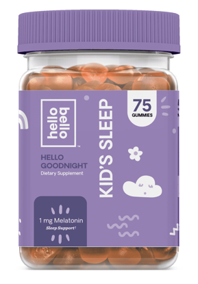 Hello Bello Kids Sleep Gummy 75ct