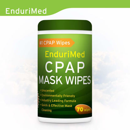 CPAP wipes 70 Mask Wipes Unscented Super Strong Soft Lint Free 100% Skin Safe CPAP Cleaning Wipes Hygienic Sanitizing Disinfectant Formula CPAP cleaning mask wipes for Home & Travel