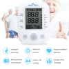 Easy@Home Digital Blood Pressure Monitor Upper Arm with Pulse Rate Indicator Accurate Automatic BP Machine with Large Cuff 2 User Individual Memory FDA Cleared EBP-020