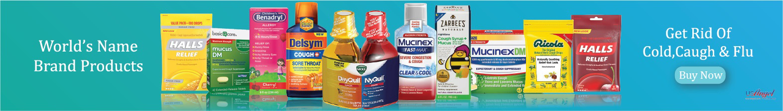 Get Rid Of Cold Caugh & Flu Cold cough and Flu Relief Medicine