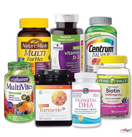 Picture for category Vitamins  And Supplements