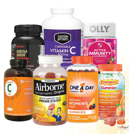 Picture for category Immune Health Supplies