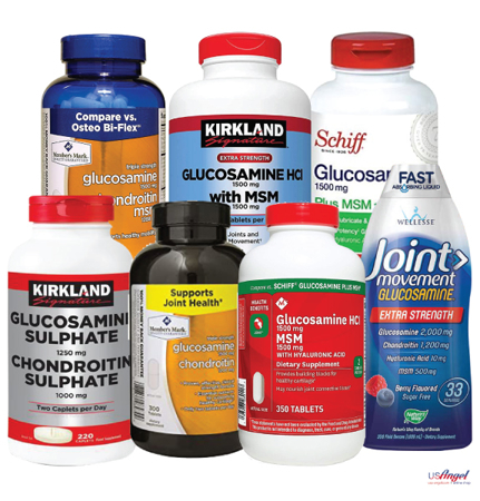 Picture for category Glucosamine