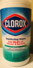 Picture of Clorox Disinfecting Wipes, Bleach Free Cleaning Wipes - Fresh Scent 85 count