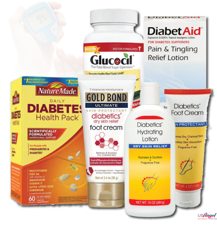 Picture for category Diabetes Health