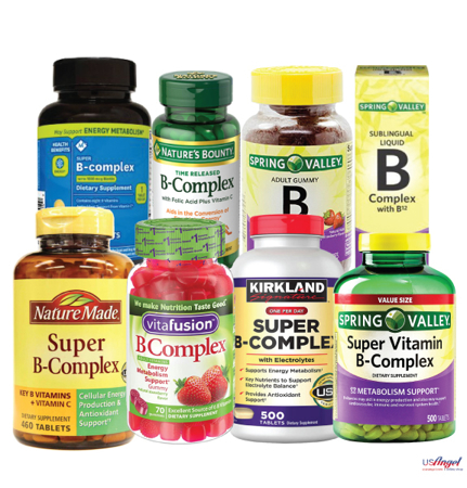 Picture for category Vitamin B Complex